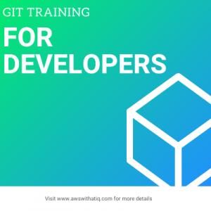 Git Training For Developers